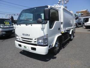いすゞ エルフトラック  SG プレスパッカー車 5.4m3 新明和