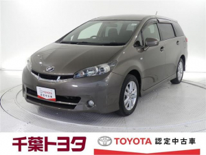 トヨタ ウィッシュ 1.8S  新品タイヤ4本交換付  認定中古車