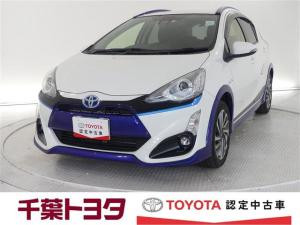 トヨタ アクア X-アーバン LED 衝突被害軽減システム フルセグTV