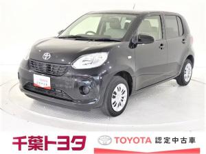 トヨタ パッソ X Lパッケージ 認定中古車 ナビTV バックモニター