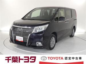 トヨタ エスクァイア Xi トヨタ認定中古車 新品タイヤ4本交換付き ドライブレコーダー付き