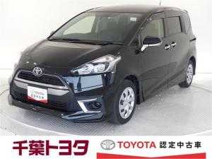 トヨタ シエンタ G タイヤ4本交換 フルセグTV メモリーナビ エアロ