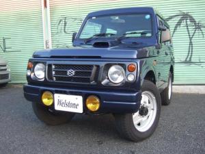 スズキ ジムニー YC 4WD ターボ パノラミックルーフ エアコン パワステ