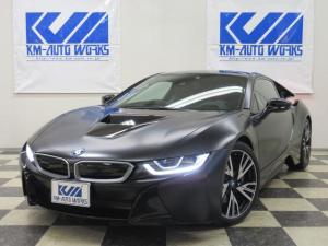BMW i8 プロトニック フローズン ブラック 左ハンドル 限定20台