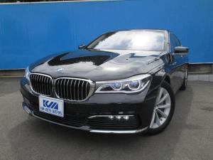 BMW 7シリーズ 740d xDrive エクゼクティブ 本革シート ガラスサンルーフ ハーマンカードン16 ヘッドアップディスプレイ BMWレーザーライト シートヒーター シートベンチレーション