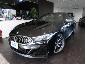 BMW 8シリーズ M850i xDrive グランクーペ パノラマガラスサンルーフ コニャックレザー ベンチレーション&前後シートヒーター