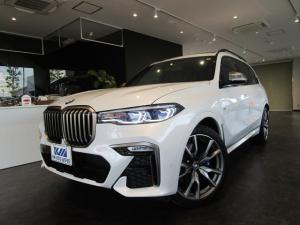 BMW X7 M50i ウェルネスパッケージ