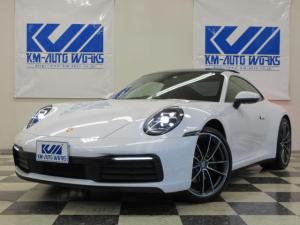 ポルシェ 911 911カレラ スポーツクロノパッケージ ガラスサンルーフ スポーツエグゾースト 20/21インチカレラクラシックアルミ