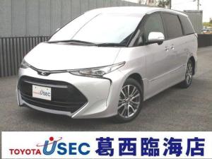 トヨタ エスティマ アエラス プレミアム-G 3列目電動 Cセンサ TSSC