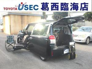 トヨタ スペイド X ウェルキャブ 助手席リフトUPシート Bタイプ 車いす収納装置 左側パワースライドドア トヨタセーフティセンス アイドリングストップ スマートキー 特別色 消費税非課税車