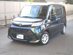 トヨタ タンク X S ウェルキャブ 助手席リフトUPシート車 Bタイプ リアクレーン 左側パワースライドドア スマートキー スマートアシスト3 特別色 インテリジェントクリアランスソナー 消費税非課税車 福祉車両