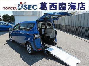トヨタ シエンタ X ウェルキャブ トヨタセーフティセンス 車いす仕様車 タイプ2 片側パワースライドドア キーレス ストレッチャー固定ベルト スペースアッププレート 5ナンバー 4名乗車 福祉車両 3年保証付き