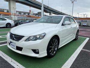 トヨタ マークX 250G Sパッケージリラックスセレクション HDDナビ・フルセグ・ETC・バックモニター