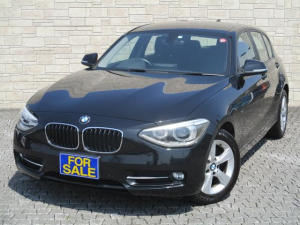 BMW 1シリーズ 116i スポーツ HDDナビ アイドリングストップ