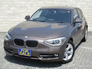 BMW 1シリーズ 116i スポーツ HDDナビ HIDライト ETC