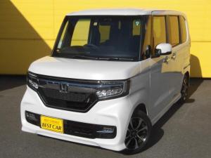ホンダ N-BOXカスタム G・Lホンダセンシング 両側自動ドア LEDライト ETC シートヒーター