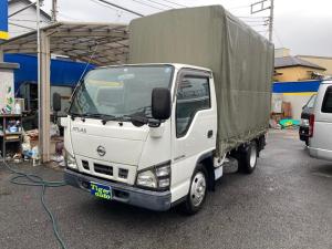 日産 アトラストラック フルスーパーローDX 垂直パワーゲート スムーサー