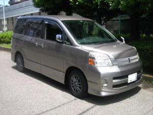 トヨタ ヴォクシー X 2列シート5人乗り登録 車検R4年6月 キーレス 記録簿