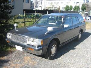 トヨタ クラウンバン DX