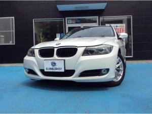 BMW 3シリーズ 320iツーリング 純正ナビ ETC 買取直販車両