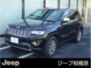 クライスラー・ジープ ジープ・グランドチェロキー クロームエディション  SDナビ  認定中古車