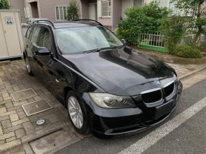 BMW 3シリーズ 320iツーリング プッシュスタート禁煙キーレス