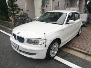 BMW 1シリーズ 116i ワンオーナー 社外ナビ バックモニター ETC アルミホイール