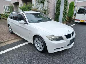 BMW 3シリーズ 320iツーリング Mスポーツパッケージ 純正アルミ禁煙ナビETC