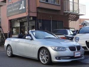 BMW 3シリーズ 335iカブリオレ 後期モデル LEDテール ブラックレザー
