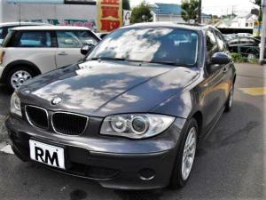 BMW 1シリーズ 118i プッシュスタート 点検記録簿付 純正アルミ ナビ