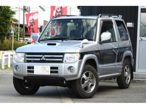三菱 パジェロミニ ナビエディションVR 純正ナビ ドラレコ キーレス 4WD ターボ