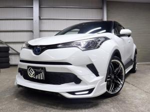 トヨタ C-HR S 1年長期保証付 新品フルエアロ 新品ホイール TSS