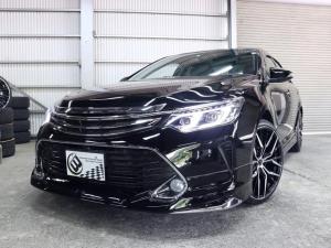 トヨタ カムリ ハイブリッド Gパッケージ 新品フルエアロ 新品ホイール