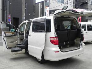 トヨタ アルファードG MZ サイドリフトUPシート両パワースライドパワーバックドア