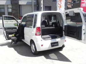三菱 トッポ 福祉車両 助手席電動リフトUPシート ナビTV ETC