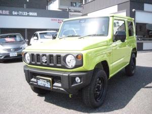 スズキ ジムニー XL4WD タ-ボ AT セ-フティ-S スマ-トキ-