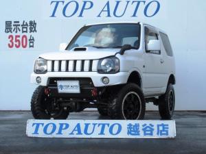 スズキ ジムニー XG 4WD ターボ 7型 5MT リフトUP ナビ 保証付