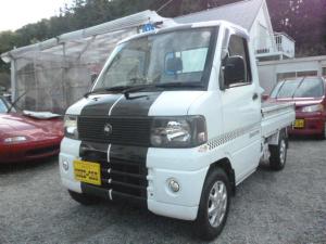 三菱 ミニキャブトラック TD 走行60000キロ エアコンパワステ 禁煙車 5速MT