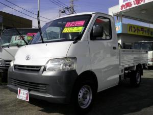 トヨタ タウンエーストラック DX シングルジャストロー 800kg積載 オートマ車 3方開