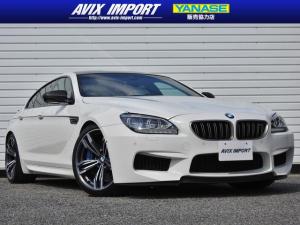 BMW M6 グランクーペ individualフル革 HUD 右H 禁煙
