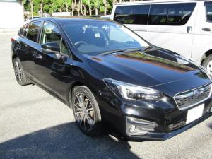 スバル インプレッサスポーツ 2.0i-L 4WD アイサイト 1年保証/ナビ/ETC/禁煙車/走行距離9575キロ/衝突軽減ブレーキ/車線逸脱警報/後方障害物センサー/アダプティブクルーズコントロール