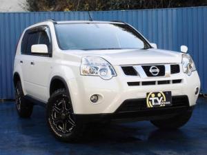 日産 エクストレイル 20X 4WD 全席シートヒーター