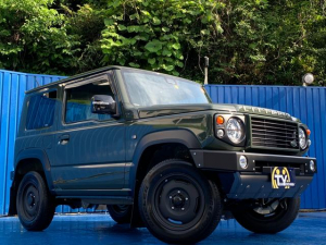 スズキ ジムニー XC DAMD Little D フルエアロ ホイール インタークーラーターボ パートタイム4WD(高低2段階切り替え式)オートエアコン クルーズコントロール ダウンヒルアシスト ヘッドライトウォッシャー