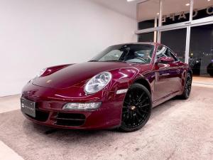 ポルシェ 911 911カレラ カルモナレッド グレーレザー 正規ディーラー車