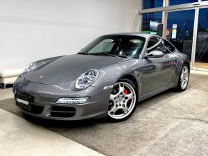 ポルシェ 911 911カレラS ココアブラウンパーフェクトレザー スポーツエグゾースト