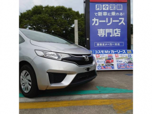 ホンダ フィット 13G・Fパッケージ プッシュスタート・スマートキー・CD&FM/AMチューナー