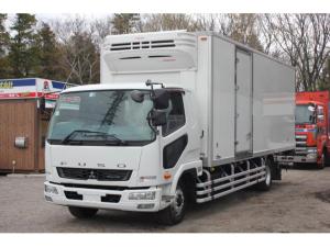 三菱ふそう ファイター  増トン 冷蔵冷凍車