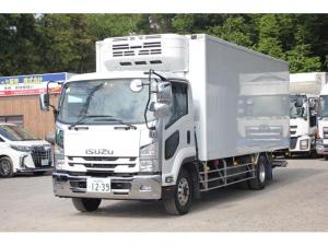いすゞ フォワード  中型増トン・冷蔵冷凍車・格納式ゲート・-30℃設定