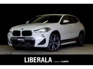 BMW X2 xDrive 20i MスポーツX ワンオーナー ACC インテリジェントセーフティ レザーシート ヘッドアップディスプレイ サンルーフ 純正ナビ バックカメラ 社外TVチューナー 純正20インチアルミ パワーシート シートメモリー
