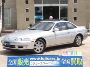 トヨタ ソアラ 2.5GTツインターボL 1JZツインターボ 電動サンルーフ 純正16インチアルミ クルーズコントロール 純正オーディオ 純正パワーシート